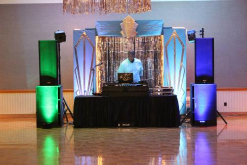 Indian Creek H.S. Prom 2015